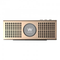 Woxter Big Bass BT-20 Bluetooth Dorado