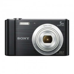 Sony Ciber-shot DSC-W800 20MP Negra