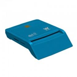 Woxter Lector DNI Electrónico Combo Azul
