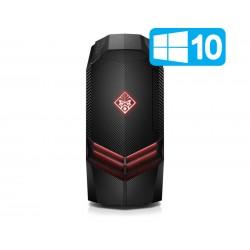 HP Omen 880-012ns AMD Ryzen7-1800X/16GB/1TB-256SSD/GTX1070-8GB