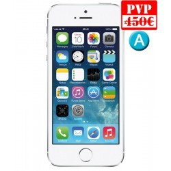 Apple iPhone 5S 16GB Plata Renew