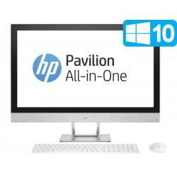"HP Pavilion 27-r073ns Intel i7-7700T/12GB/1TB-128SSD/R530-2GB/27"""