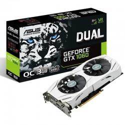 Asus Dual GeForce GTX 1060 OC 3GB GDDR5