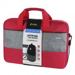 """E-Vitta Select Pack USB 16"""" Rojo"""