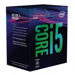 Intel Core i5-8400 2.8GHz Box