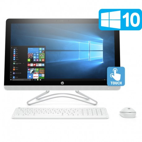 "HP 24-e001ns Intel i3-7100U/8GB/1TB/23.8"" Táctil"