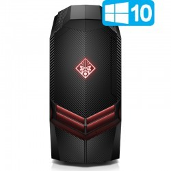 HP Omen 880-140ns Intel i7-8700/16GB/1TB/GTX1050Ti-4GB
