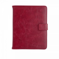 "Woxter Funda Leather Case 60 6"" para eBook Rojo"