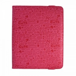 "Woxter Funda Fashion Cover 80 8"" Rosa"