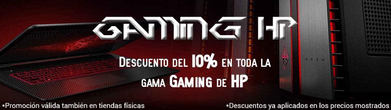 Oferta Promocional en la gama Gaming de HP